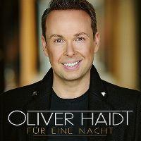 Cover Oliver Haidt - Für eine Nacht