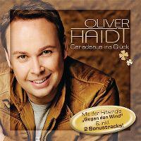 Cover Oliver Haidt - Geradeaus ins Glück