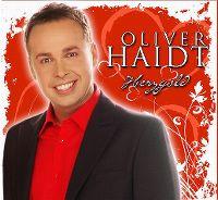 Cover Oliver Haidt - Herzgold