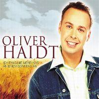 Cover Oliver Haidt - Ich fange nie mehr was an einem Sonntag an