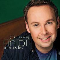 Cover Oliver Haidt - Mitten ins Herz
