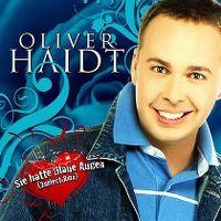 Cover Oliver Haidt - Sie hatte blaue Augen