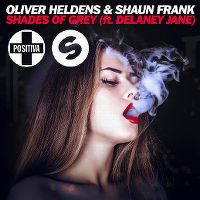 Cover Oliver Heldens & Shaun Frank feat. Delaney Jane - Shades Of Grey