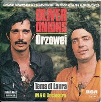 Cover Oliver Onions - Orzowei