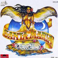 Cover Oliver Onions - Santa Maria