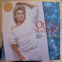 Cover Olivia Newton-John - 20 grootste hits