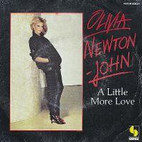 Cover Olivia Newton-John - A Little More Love