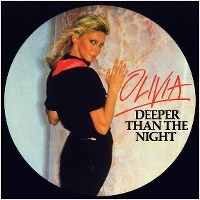Cover Olivia Newton-John - Deeper Than The Night
