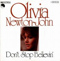 Cover Olivia Newton-John - Don't Stop Believin'