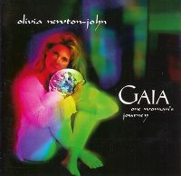 Cover Olivia Newton-John - Gaia - One Woman's Journey