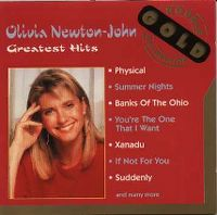Cover Olivia Newton-John - Greatest Hits - Double Gold