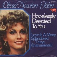 Cover Olivia Newton-John - Hopelessly Devoted To You