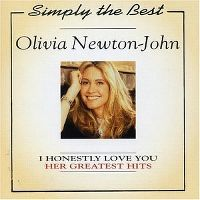Cover Olivia Newton-John - I Honestly Love You: Her Greatest Hits