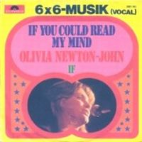 Cover Olivia Newton-John - If You Could Read My Mind