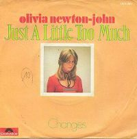 Cover Olivia Newton-John - Just A Little Too Much