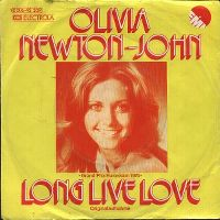 Cover Olivia Newton-John - Long Live Love