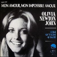 Cover Olivia Newton-John - Mon amour, mon impossible amour