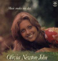 Cover Olivia Newton-John - Music Makes My Day