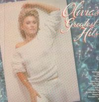 Cover Olivia Newton-John - Olivia's Greatest Hits