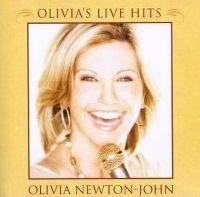 Cover Olivia Newton-John - Olivia's Live Hits