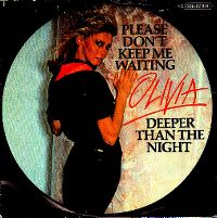 Cover Olivia Newton-John - Please Don't Keep Me Waiting