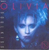 Cover Olivia Newton-John - Soul Kiss