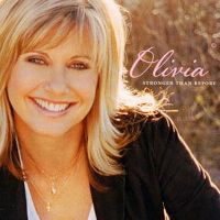 Cover Olivia Newton-John - Stronger Than Before