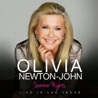 Cover Olivia Newton-John - Summer Nights - Live In Las Vegas