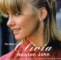 Cover Olivia Newton-John - The Best Of