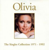 Cover Olivia Newton-John - The Singles Collection 1971-92