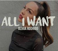 Cover Olivia Rodrigo - All I Want