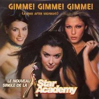 Cover Olivia Ruiz, Jenifer & Carine Haddadou - Gimme! Gimme! Gimme! (A Man After Midnight)