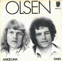 Cover Olsen Brothers - Angelina