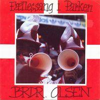 Cover Olsen Brothers - Fællessang i parken