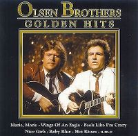 Cover Olsen Brothers - Golden Hits
