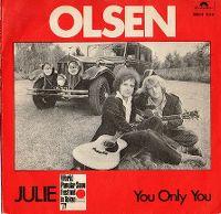 Cover Olsen Brothers - Julie