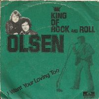 Cover Olsen Brothers - King Of Rock And Roll