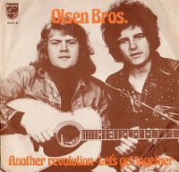 Cover Olsen Brothers - Let's Get Together
