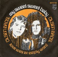 Cover Olsen Brothers - My Sweet Sweet Baby