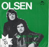 Cover Olsen Brothers - You're The One