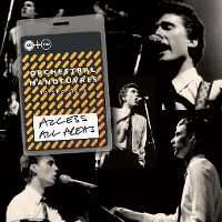 Cover OMD (Orchestral Manoeuvres In The Dark) - Access All Areas