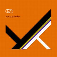 Cover OMD (Orchestral Manoeuvres In The Dark) - History Of Modern