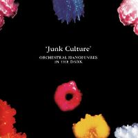 Cover OMD (Orchestral Manoeuvres In The Dark) - Junk Culture