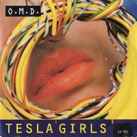Cover OMD (Orchestral Manoeuvres In The Dark) - Tesla Girls