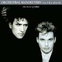 Cover OMD (Orchestral Manoeuvres In The Dark) - The Best Of OMD
