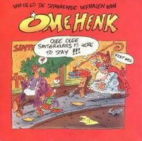Cover Ome Henk - Olee Olee Sinterklaas Is Here To Stay!!!