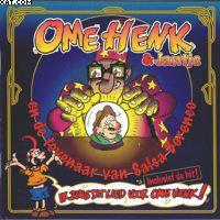 Cover Ome Henk - Ome Henk en de tovenaar van Salsa Borenco