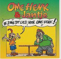 Cover Ome Henk & Jantje - Ik zing dit lied voor Ome Henk!