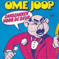Cover Ome Joop - Zandzakken voor de deur