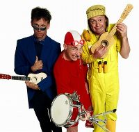 Cover One Two Trio - Tien kleine Tuinkabouters / Teringtubbies